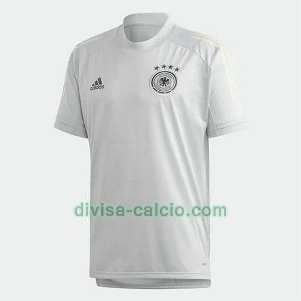 Divisa calcio: formazione uomo germania 2020-2021 bianco poco prezzo