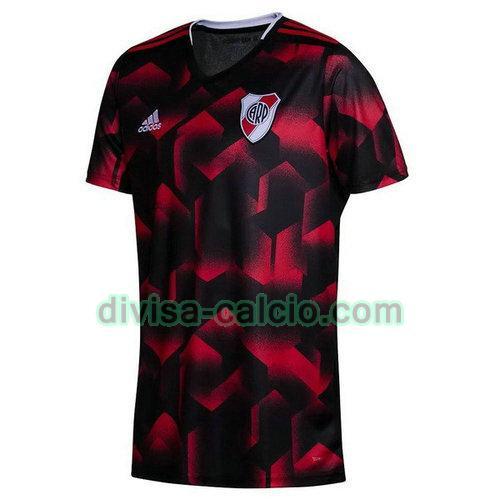 WWJJE 19-20 Nuova Stagione River Plate Team Home Court Maglietta ...